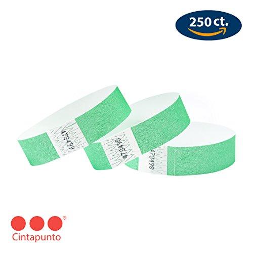 Cintapunto Unisex - Adulto 655043551950, Neon Green, Normale
