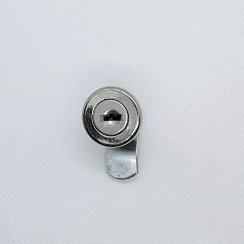 Briefkastenschloss passend für JU Briefkästen mit 4 Schlüssel