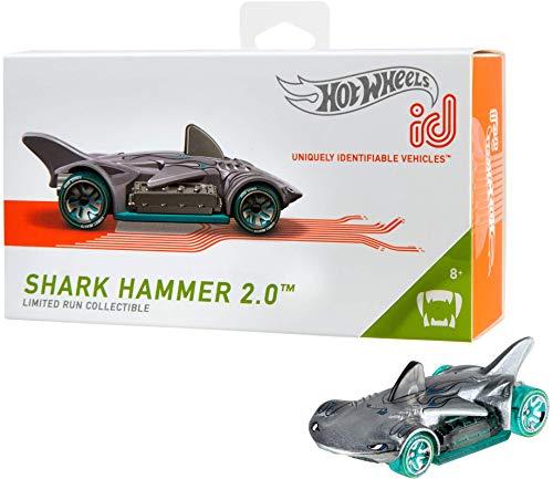 Hammer IntégréeIdentification Shark 164Jouet Et PlusFxb11 Nfc Enfant8 2 Puce Hot Wheels 0 Voiture Avec Ans UniqueÉchelle Pour Id HEI2D9