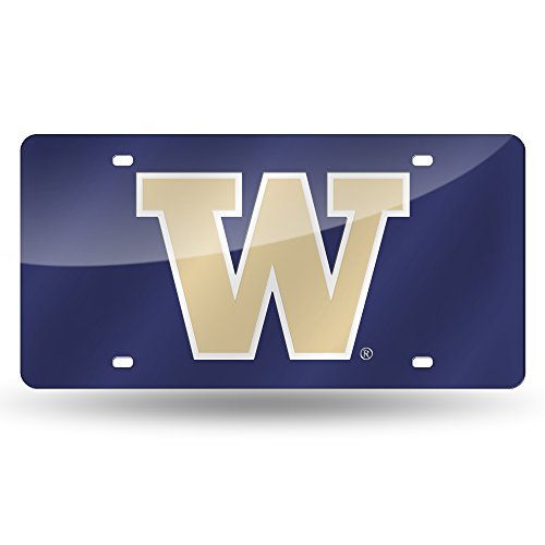 Unbekannt NCAA Laser geschnitten License Plate, unisex, LZC490201, Washington Huskies, 6