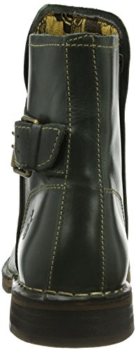 Fly London Ning, Boots femme Gris (Diesel 009)