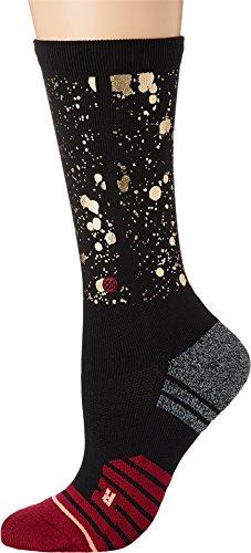 Stance Athletic Fusion Endorphin Crew Socken Damen 38-42 EU (Gold Toe Fashion Socken Frauen)