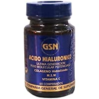Acido Hialuronico 60 Comp. Gsn