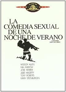comedia: La comedia sexual de una noche de verano [DVD]