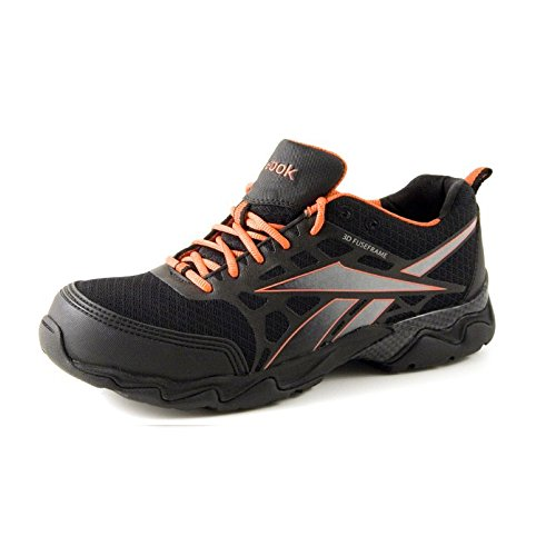 Reebok Work Beamer S1P schwarz/orange, 41