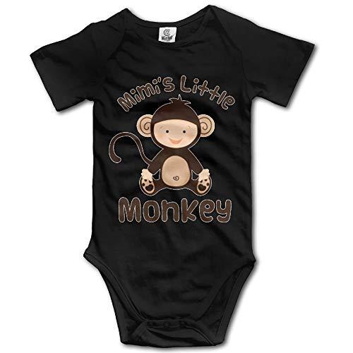 dsfsa Babybekleidung Mimi's Little Monkey Cute Baby Bodysuit Baby Boys Onesie Homewear Carters 5 Pack Onesies