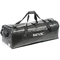 Seac U/Boot - Bolsa, unisex, color negro