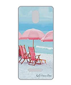 Techno Gadgets Back Cover for Micromax Vdeo 3