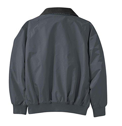 Port Authority - Blouson - Parka - Homme Gris - Steel Grey/True Black