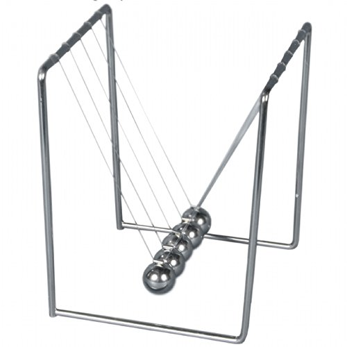 newtons-cradle-small-silver-metal-swinging-balls-by-the-discovery-store