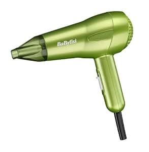 Babyliss 5546cu 1200w Green Nano Hair Dryer Amazon Co Uk