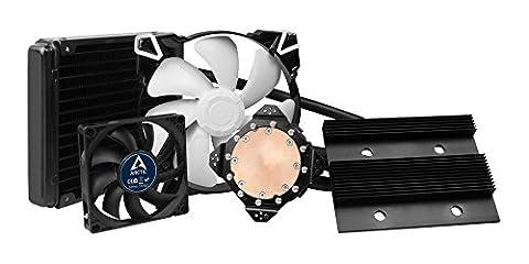 Carte Graphique R9 280x - ARCTIC Accelero Hybrid III-140(R9-280X) – refroidisseur à