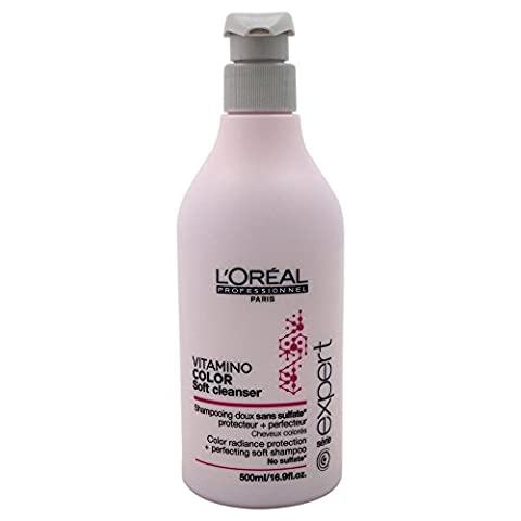 L'OREAL PROFESSIONNEL - Vitamino Color Soft cleanser Shampooing 500 ml
