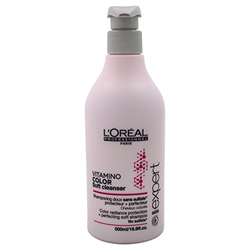 L'Oréal Expert Shampoo, Vitamino Color A-Ox Sulfate Free, 500 ml