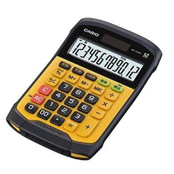 Galleria fotografica CASIO WM-320MT calcolatrice da tavolo Water & Dust proof - Display a 12 cifre, tastiera rimovibile