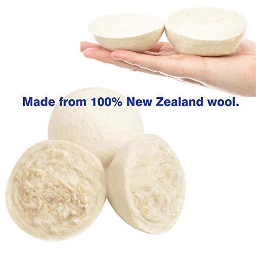 Zoom IMG-2 orgawise wool dryer balls 6