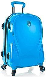 Azure Blue: Heys America Xcase 2g 21 Carry On