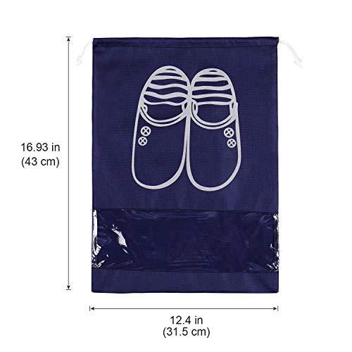 Zoom IMG-1 yimidon borsa scarpe da viaggio