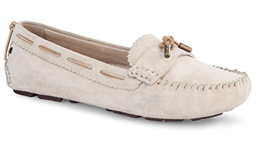 Ugg® Australia Roni Perf Damen Schuhe Weiß Weiß