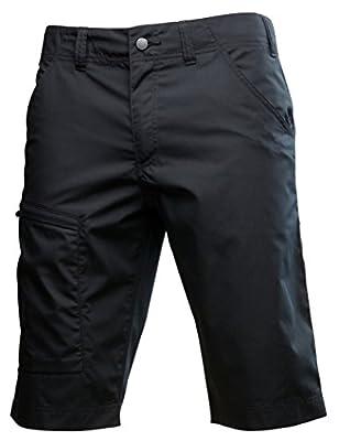 Lundhags Laisan Shorts Men Black 2016 Hose kurz