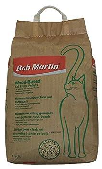 Bob Martin Litière à base de bois 10 l