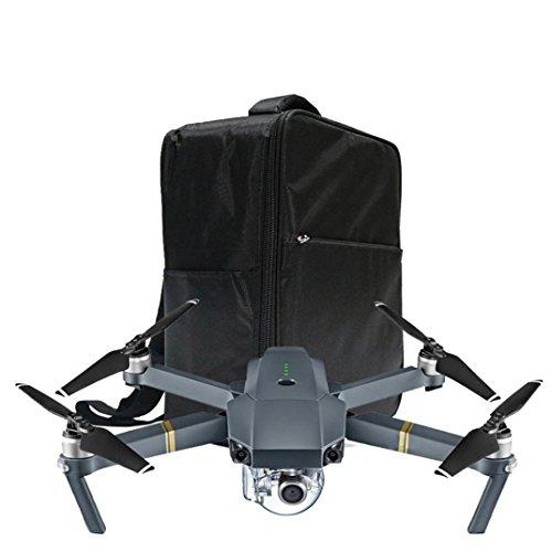 Hunpta Leichten Rucksack Schulter Tasche Tragetasche für DJI Mavic PRO Drohne Zubehör Schwarz (Schwarz) - Schwarz Heizung Element