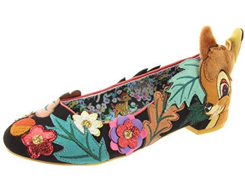 Irregular Choice Bambi by Ballerinas Sweet Little Prince 4329-52A Schwarz 40