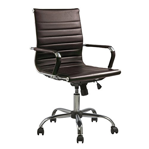 high-back-ribbed-designer-executive-leather-computer-office-chair-brown