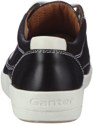 Ganter Giulietta Weite G 3-204110-01020, Baskets mode femme Noir (Noir-TR-C3-26)