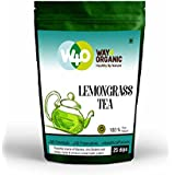 Way 4 Organic Lemon Grass Dip Tea-25 Dipbags