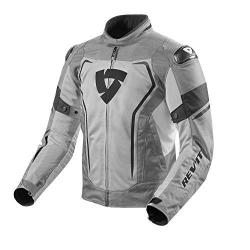 FJT243 - 3610-L - Rev It Vertex Air Motorcycle Jacket L Light...