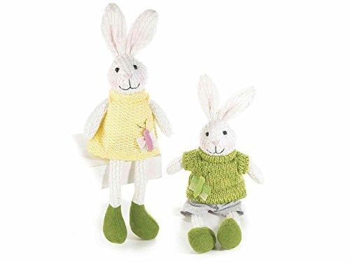 Ideapiu idea decorazioni pasquali, uova decorative coniglio di pasqua, addobbi pasquali, idee regalo per pasqua