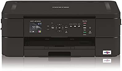 Brother DCPJ572DWG1 3-in-1 Tinten-Multifunktionsgerät 6.000 x 1.200 DPI