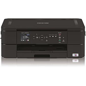 Brother DCPJ572DW 3-IN-1 Impresora de Inyección de Tinta, A4 ...