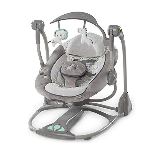 Tcaijing Babyschaukel Koax Baby Artefakt Komfort elektrischen Wiege Kinder Couch Kind Koax schlafenden Schaukelstuhl