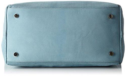 Melvin & Hamilton Julia, Sacs portés main Bleu - Blau (Elko Perfo Bluette)