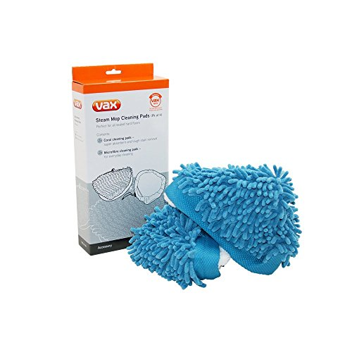 Vax Triangular Steam Cleaning Pads