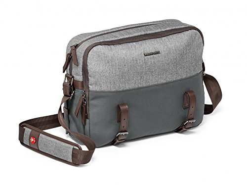 Versteckte Kamera-tasche (Manfrotto MB LF-WN-RP Windsor Kamera Reporter Tasche für DSLR mehrfarbig)