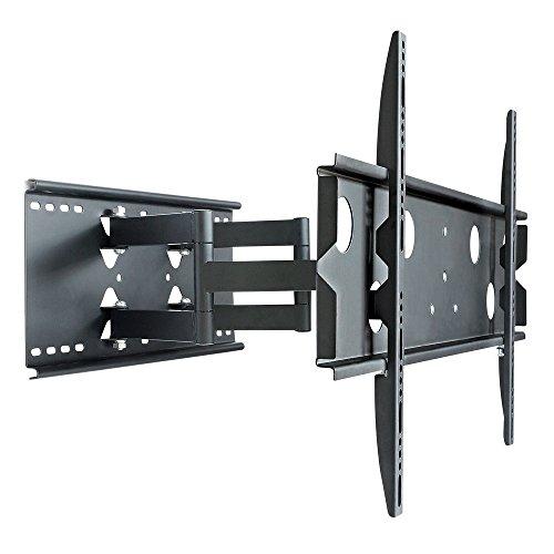 NEG Profi Universal TV-Wandhalterung ExTender 5015 (schwarz) schwenk-, neig- und ausziehbar, bis VESA 600x400 und 80kg belastbar