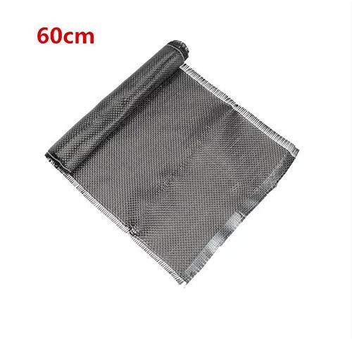 SUCAN 3K 200gsm 20cm Plain Webart Carbon Faser Tuch Gewebe 30/60/150 / 300cm (60CM)