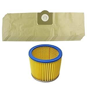 Spares2go Sacchetti filtro & polvere per aspirapolvere