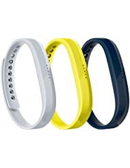 Fitbit Flex 2 Accessory 3 Piece Pack