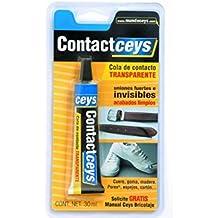 Ceys M59015 - Adhesivo contactceys transparente 30 ml