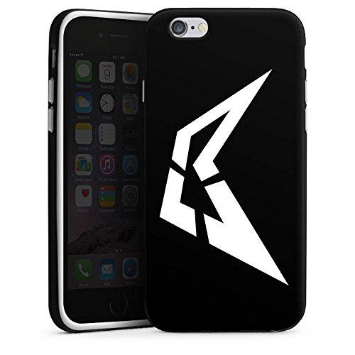 Apple iPhone X Silikon Hülle Case Schutzhülle Visca Barca Fanartikel Merchandise Beast Silikon Case schwarz / weiß