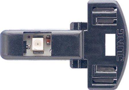 Jung 90-LEDGN LED-Leuchte, Gruen, 110-250 V, 1,1 mA -