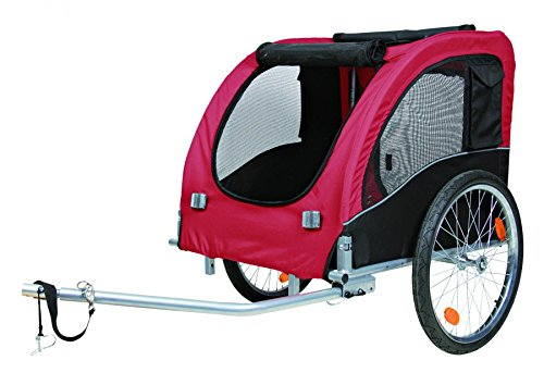 Trixie Fahrrad-Anhänger, L: 60 × 57 × 80 cm