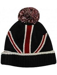 Union Jack Bobble Ski Hat