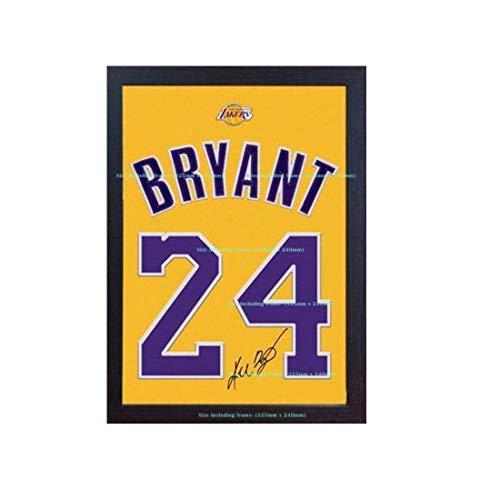 SGH SERVICES New Kobe Bryant LA Lakers - Autógrafo