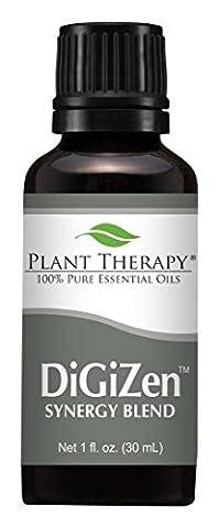 Digest Aid Synergy Essential Oil Blend. 30 ml (1 oz).