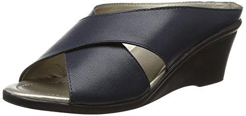 Lotus Trino, Women's Wedge Sandals, Blue (Navy), 5 UK (38 EU)